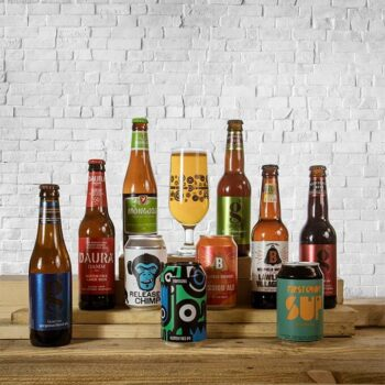 12 brilliant Gluten Free & Vegan craft beers from across the globe to introduce you to the diverse world of Gluten Free Beer.