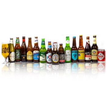 Travel the globe from the comfort of your own home with these 15 brilliant craft beers from across the world to introduce you to the diverse land of craft beer. Designed to be a pallet cleanser for those interested in trying a wide variety of different, modern beer styles such as Session IPA, Lager, Pale Ale from some of the finest breweries the world has to offer. All packed with mouth watering induced flavours leaving you wanting more.