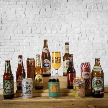 Travel the globe from the comfort of your own home with 12 brilliant craft beers from across the world to introduce you to the diverse land of craft beer.