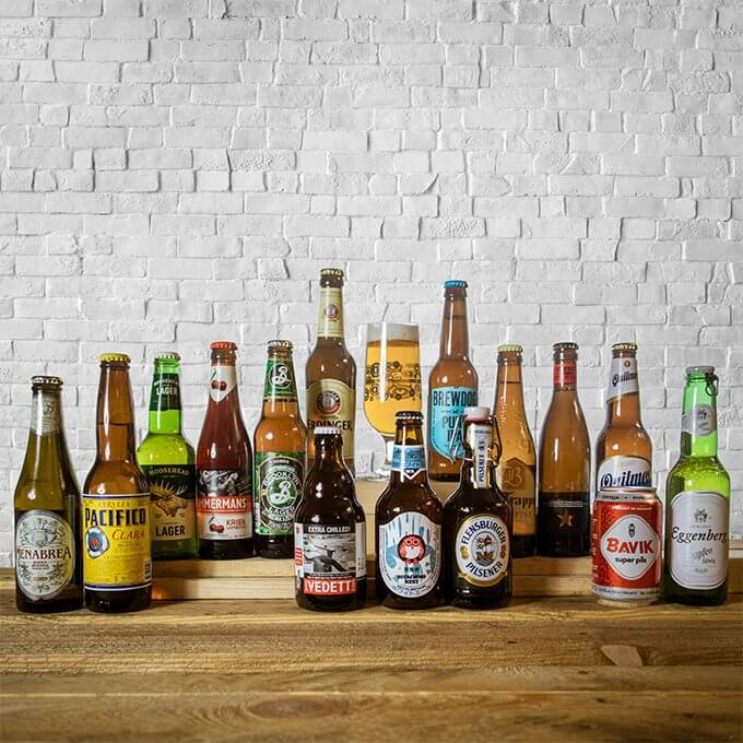 Travel the globe from the comfort of your own home with 15 brilliant craft beers from across the world to introduce you to the diverse land of craft beer.