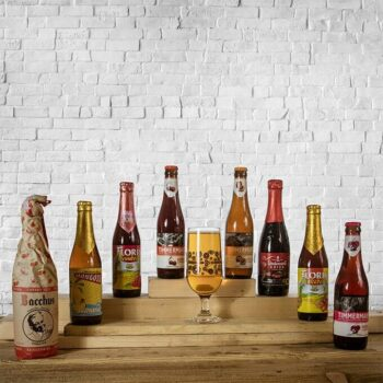 8 brilliant Fruit Flavoured Beers from across the world to introduce you to the diverse world of fruit beer. Find your new favourite in this case.