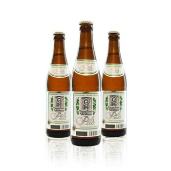 The Augustiner Pils is a classic German Pils lager brewed to the original Pilsner recipe by one of Bavaria's finest breweries.