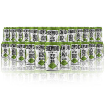 Brewdog Dead Pony Club is a low amplitude, high voltage hop hit session pale ale. Dead Pony Club California dreaming for the craft beer.