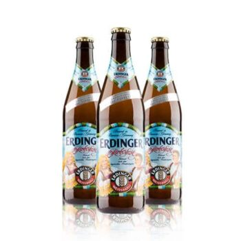 Erdinger Oktoberfest beer is expertly combines smooth malt aromas with a pronounced hop bitterness. Erdinger Oktoberfest is a classic!