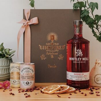 Whitley Neill Raspberry Gin has an initial distinct juniper, coriander and liquorice flavour before the overcoming taste of fresh, vibrant...