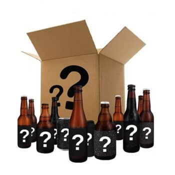 12 brilliant mystery beers from across the world. To introduce you to the diverse world of craft beer. Different, modern beer styles.