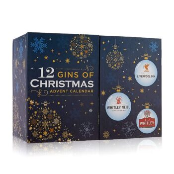 Whitley Neill 12 Gins of Christmas Advent Calendar